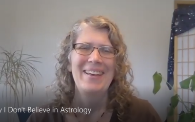 Why I Don't Believe in Astrology