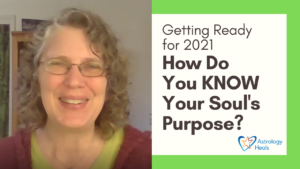 "Click to watch ""How do you know what your soul's purpose is?"""