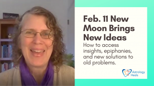 Click to watch New Moon Brings New Ideas